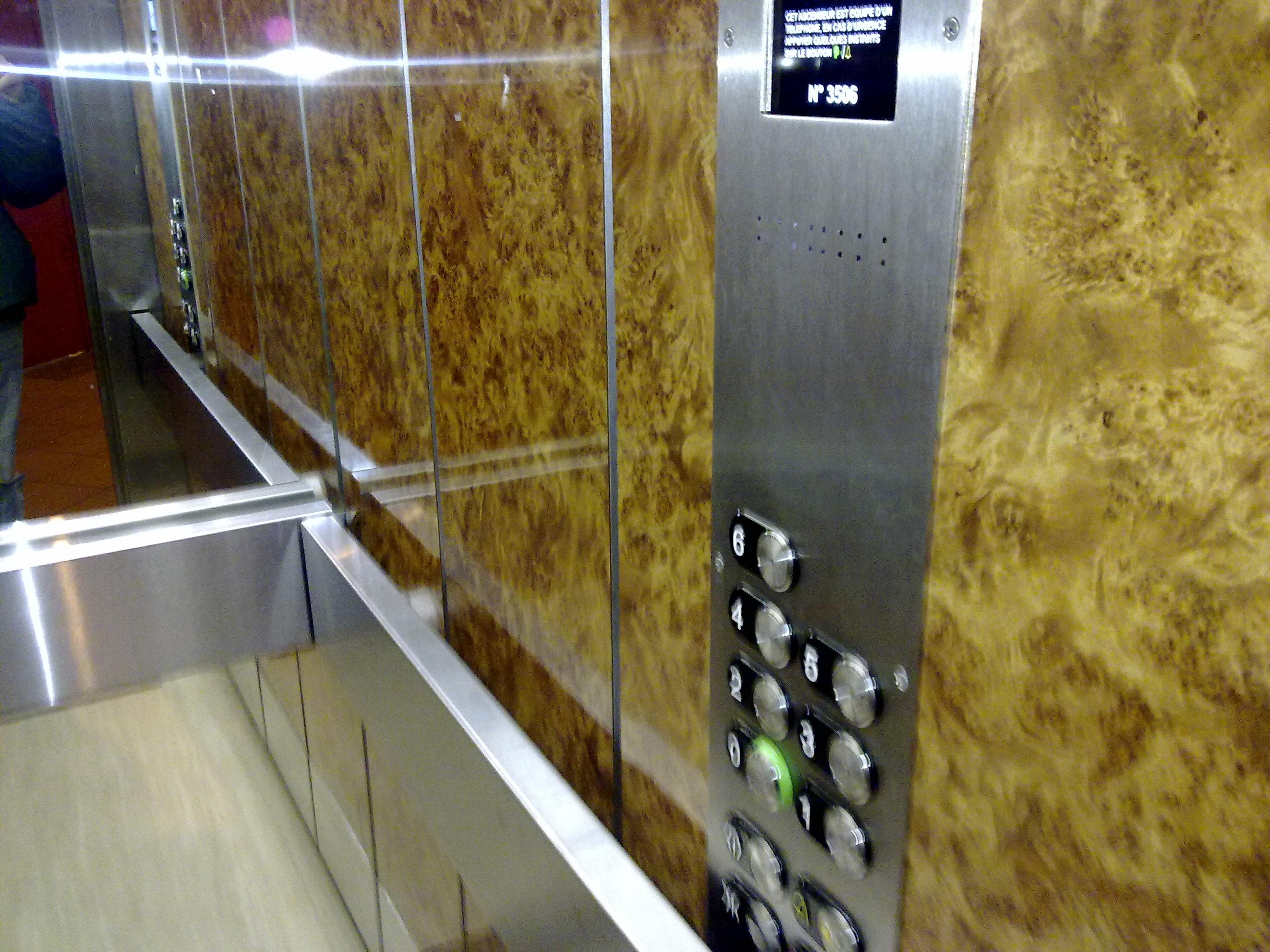 s elevator ascenceur montage mentions l gales. Black Bedroom Furniture Sets. Home Design Ideas